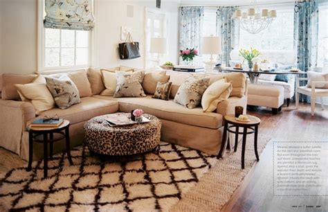 define canape get the look layered rugs boston interiors beyond