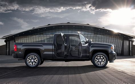 2018 Gmc Sierra Charting The Changes Truck Trend