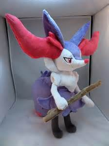 Shiny Braixen Plush