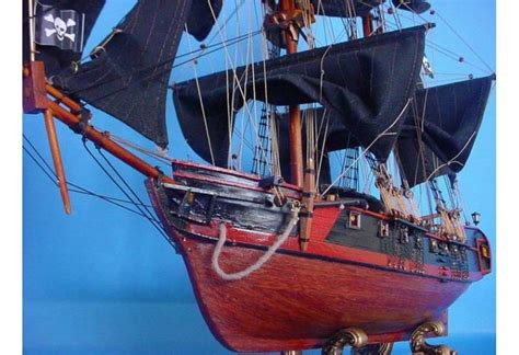 caribbean pirate ship model  decoration