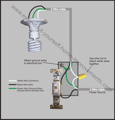 Light Switch Wiring Diagram Home Improvement