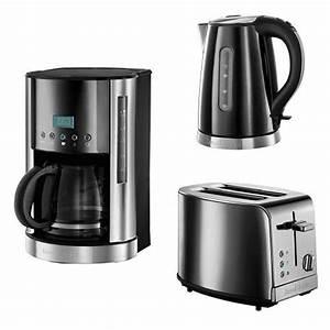 Kaffeemaschine Und Wasserkocher In Einem Gerät : fr hst cksset kaffeemaschine toaster wasserkocher ~ Michelbontemps.com Haus und Dekorationen