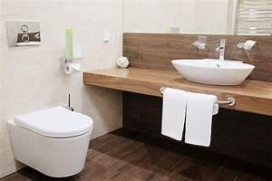 Modele De Wc : habillage pour wc suspendus ooreka ~ Premium-room.com Idées de Décoration