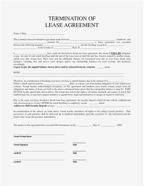 military lease break letter sample wa victoria termination