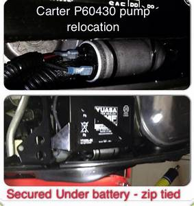 Low Pressure Fuel Pump And Wiring Replacement - Page 3