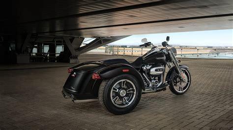2019 Harley-davidson Freewheeler