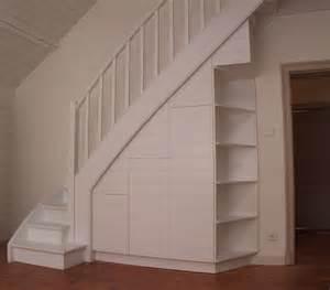 Escalier Avec Rangement Mezzanine by Mev Sprl Escaliers Pour Chambre Avec Mezzanine