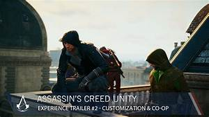 Assassin's Creed Unity's Customization and Co-op Featured ...