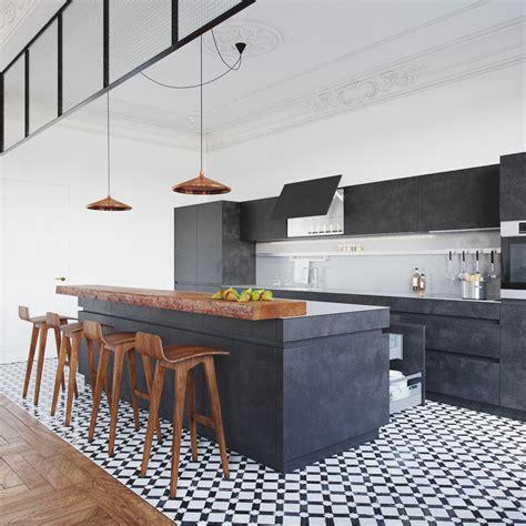 plan cuisine gratuit cuisine plan cuisine 3d gratuit avec noir couleur plan