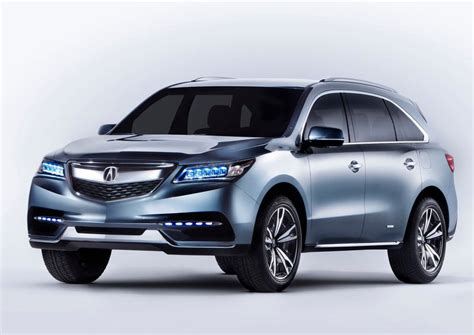 2013 Acura Mdx by Luxury Automobiles