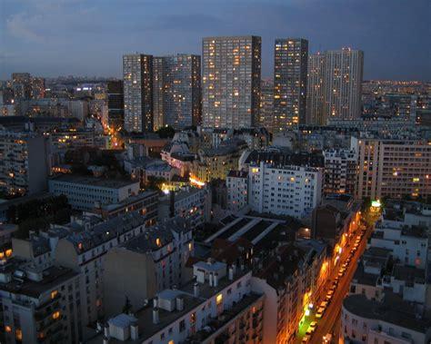 le quartier chinois à vivre dans une tour panoramas bloc notes