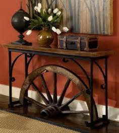 western home interior 10 amazing ideas to decorate your home with wagon wheels