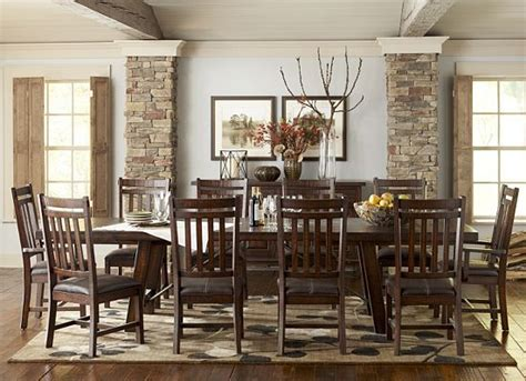 Havertys Furniture Dining Room Table by Dining Rooms Arden Ridge Trestle Table Dining Rooms