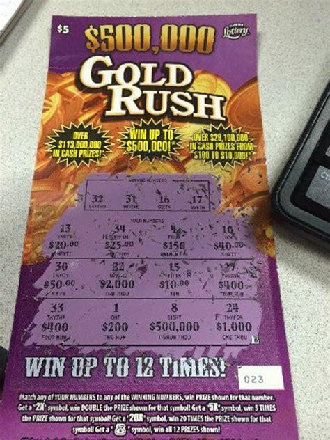 west palm woman wins  million  lotto scratch  game