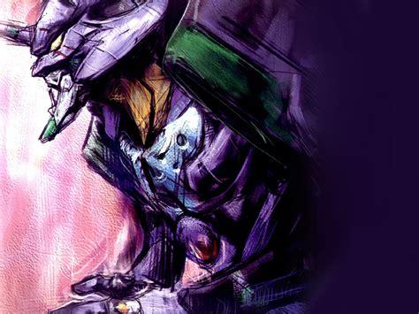 EVA Unit 01, Neon Genesis Evangelion Wallpapers HD