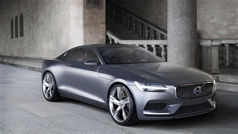 Volvo Car : Concept Coupe