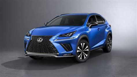 2019 lexus hybrid 2019 lexus nx redesign hybrid 2019 2020 suvs2019