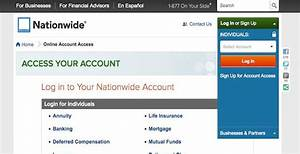 Nationwide Logi... Nationwide Online Quotes