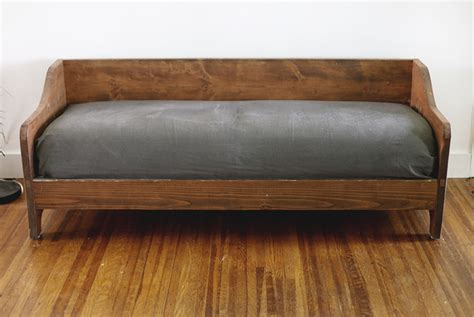 Diy Wood Sofa by Diy Wood Sofa The Merrythought