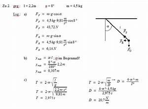 Amplitude Berechnen : patrick 39 s physikseite physikaufgaben mit l sungen physik ~ Themetempest.com Abrechnung