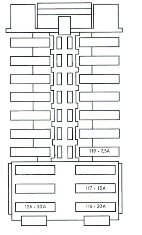 2008 Mercede C300 Fuse Box Diagram by 2007 Mercedes C230 Fuse Box Diagram Wiring Data