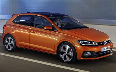 2018 Volkswagen Polo Previewed Engines Specs And