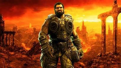 Gears War Twisted Metal Santiago Sweet Tooth