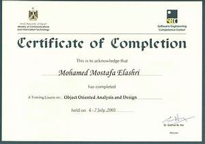 Certificates project manager diary for Certification for interior decorator