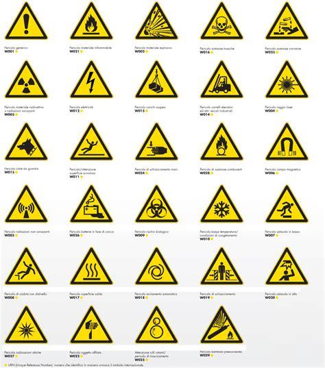 Ci Elettromagnetici Dispense by 130411 Uni Iso 7010 2012 Cartelli Di Pericolo Net Srl