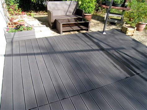 terrasse composite un an plus tard entretien et vieillissement