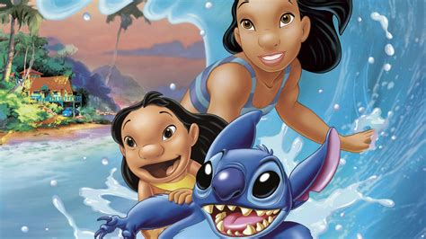 Lilo and Stitch wallpapers 1920x1080 Full HD (1080p