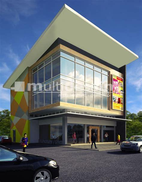 desain gedung multidesain arsitek