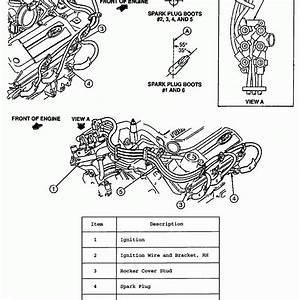 2001 Ford Windstar 3 8 Firing Order Diagram
