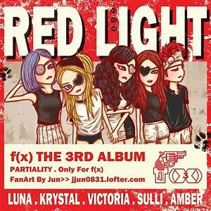 #redlight f(x) | VIC FAN ARTS | Pinterest | F(x)