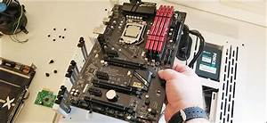 How To Upgrade And Install A New Cpu Or Motherboard  Or Both