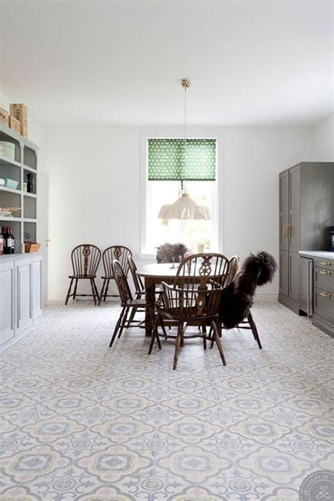 How To Add Patterned Kitchen Tiles Into Your Kitchen