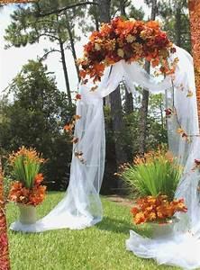 Idee Deco Salle De Mariage : d coration mariage automne pour une journ e magique ~ Teatrodelosmanantiales.com Idées de Décoration