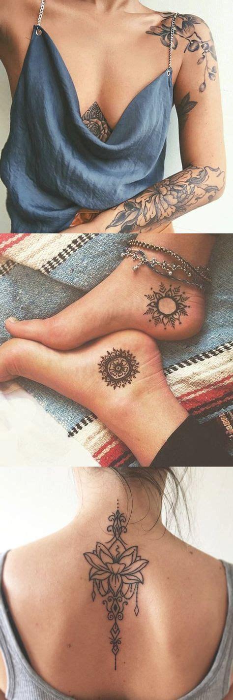mandala tattoo placement ideas spine lotus tatt small