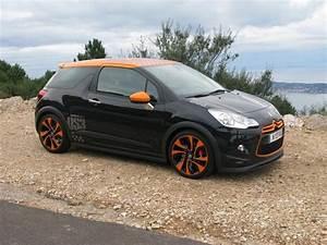 Ds3 Noir Et Orange : citroen ds3 racing et cabriolet page 11 auto titre ~ Gottalentnigeria.com Avis de Voitures
