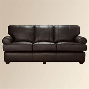 hadley leather sofa home interior design ideashome With best leather sofa