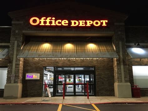 Office Depot Locations Michigan by Office Depot Opens New Portage Store After Closing
