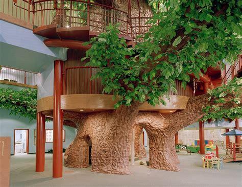 Treehouse Children's Museum  Bigd Construction