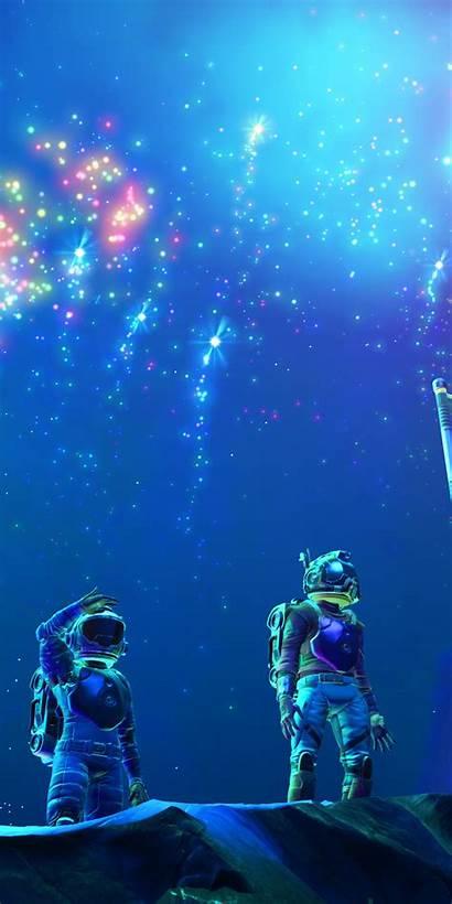 Visions Sky Astronaut