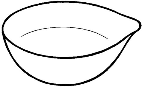 Weighing Boat Drawing by Spatula Clip Laboratory Cliparts