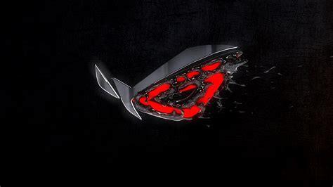 2048x1152 Republic Of Gamers 3d Logo 4k 2048x1152