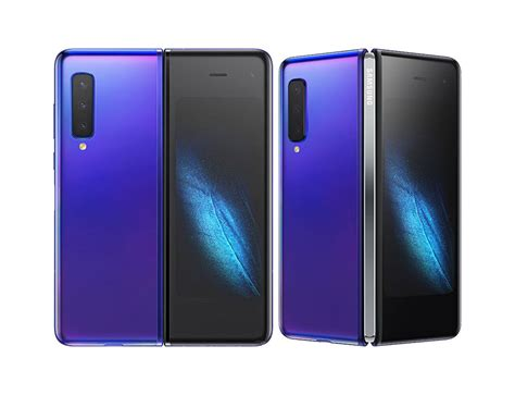 samsung galaxy fold  mobile phone rates specs