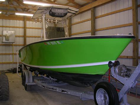 Jon Boat Colors by Show Your Boats Paint Color Scheme The Hull