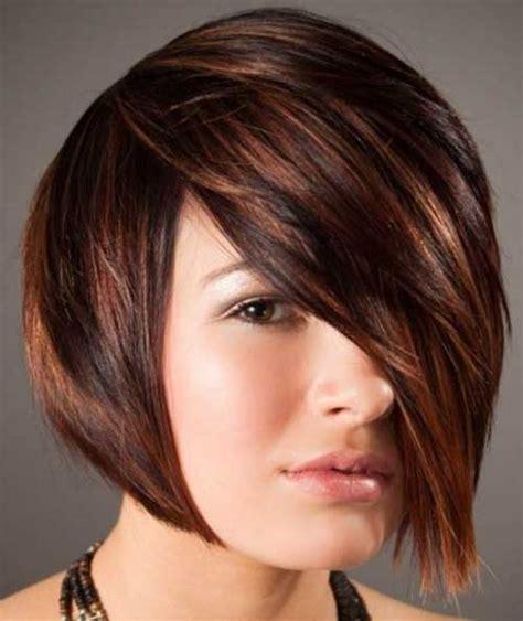 Brown Hair Cuts by 25 Best Brown Haircuts Hairstyles Haircuts