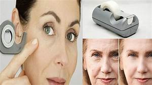 Cinta adhesiva para disimular las arrugas en el rostro for Cinta adhesiva para disimular las arrugas en el rostro