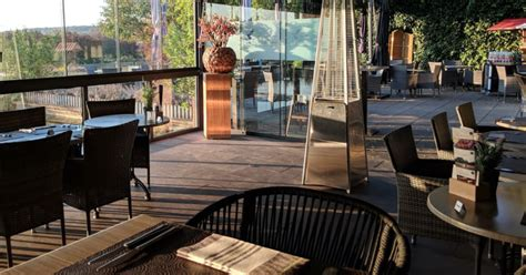 panorama restaurant de blaauwe kamer artpub